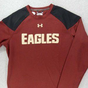 Boston College Eagles UA COLD GEAR Pullover